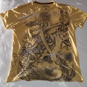 Affliction T-shirt Heroes & Demons Collection